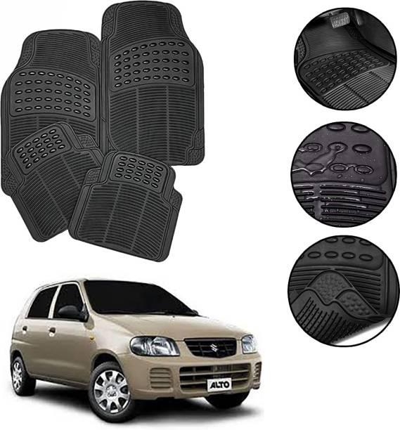 KANDID Rubber Standard Mat For  Maruti Suzuki Alto
