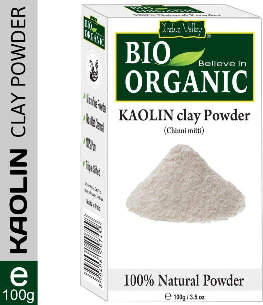 Indus Valley 100% Organic Kaolin Clay Powder