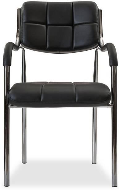 Da URBAN Barfi Leatherette Office Visitor Chair