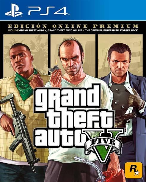 Grand Theft Auto V (Premium Online Edition)