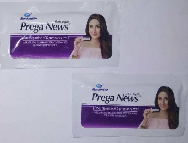 Mankind the original prega news Pregnancy Test Kit