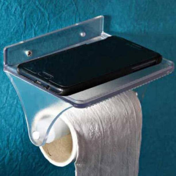 SVM Products Unbreakable Toilet Paper Holder Plastic Toilet Paper Holder