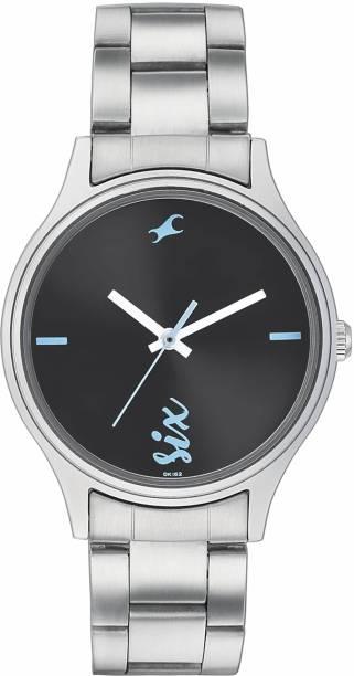 Fastrack 6204SM01 Basics Analog Watch  - For Women