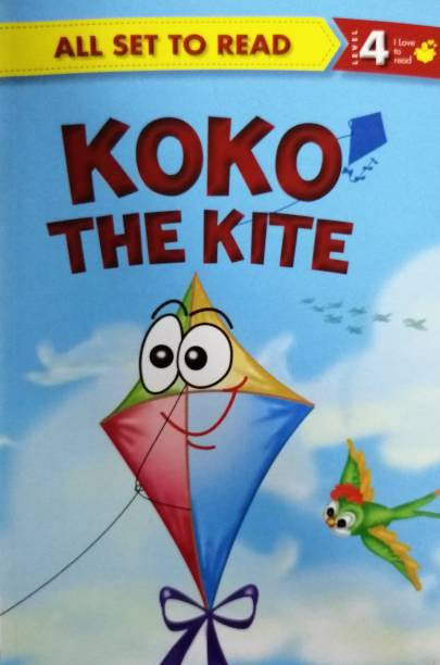 All set to Read Readers Level 4 Koko the Kite Readers