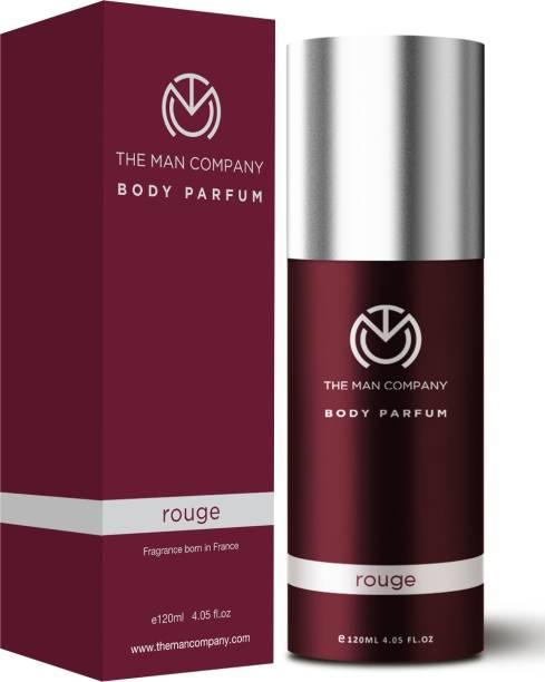 THE MAN COMPANY Rouge Body Perfume Deodorant Spray  -  For Men