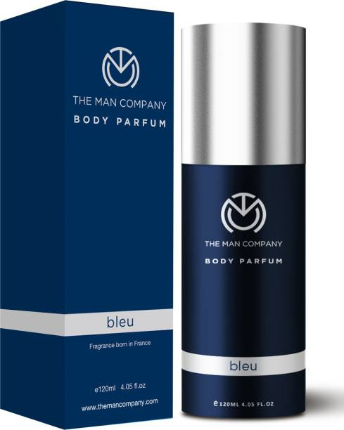THE MAN COMPANY Bleu Body Perfume Deodorant Spray  -  For Men