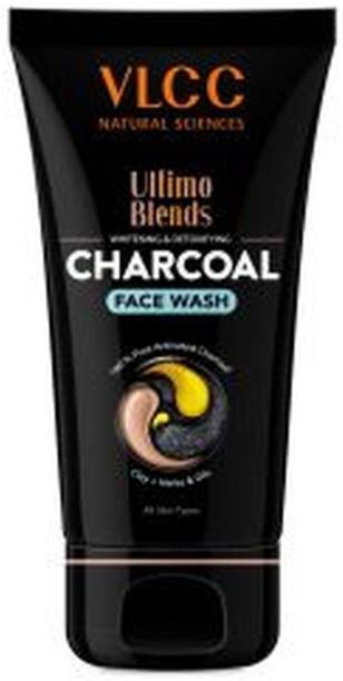 VLCC Ultimo Blends Whitining & Detoxifying Charcoal Epic Face wash 100ML Face Wash