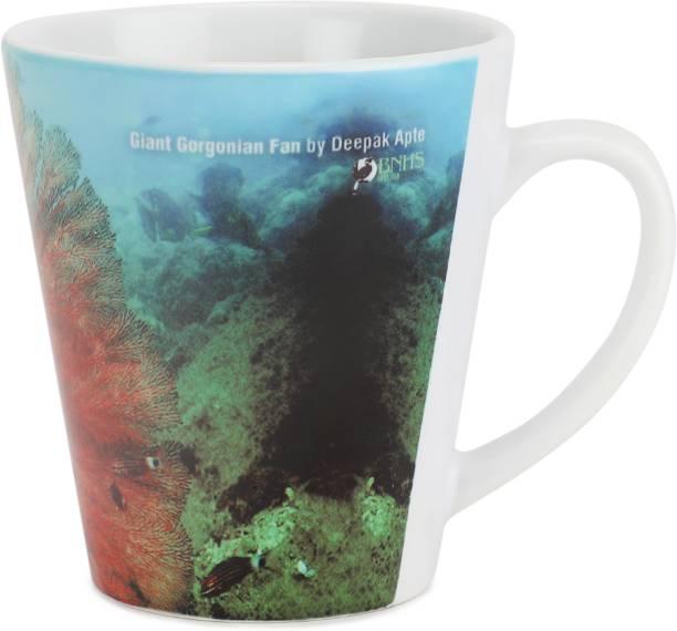 HOT MUGGS Wild FocusOceansMug-GiantGorgonianFan Ceramic Coffee Mug