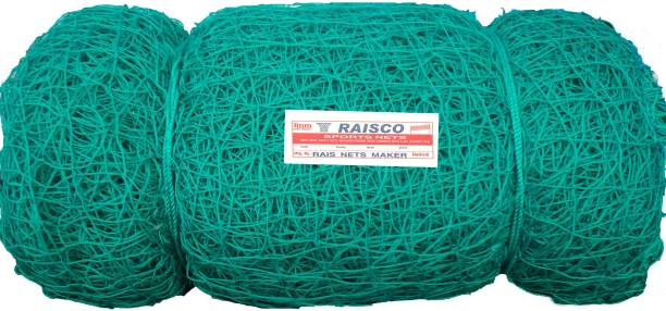 RAISCO Nylon 10x5 Foot Anti Bird & Window Protection Safety Net With Plastic Clips Camping Net