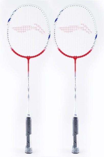 2 Pcs Sport Fitness 1Pair Garden Game Keka Lightweight Badminton ...