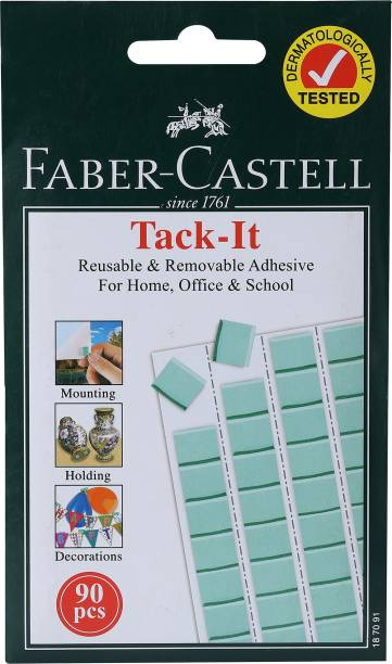 FABER-CASTELL Tack-It Re-usable Adhesive