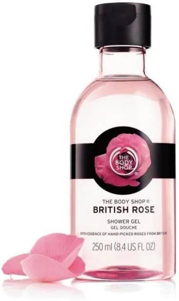 THE BODY SHOP British Rose Shower Gel 250 Ml