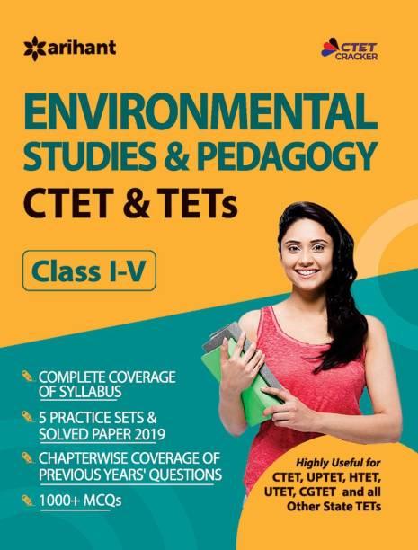 Ctet & Tets (Class 1 to 5) Environmental Studies & Pedagogy 2019