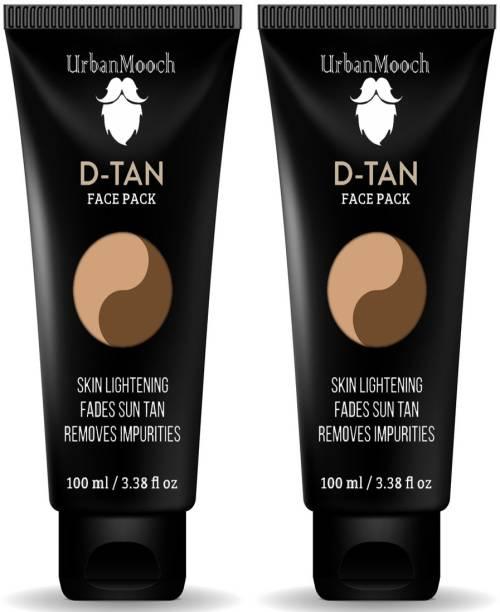 UrbanMooch Fades Sun Tan & Removes Impurities