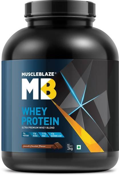 MUSCLEBLAZE Ultra Premium 100% Whey Protein