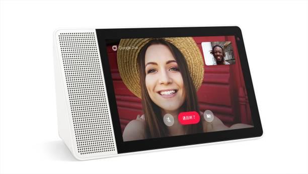 Lenovo Smart Display with Google Assistant Smart Speaker