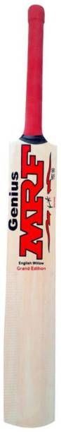 MRF SPECIAL GENIUS FOR JUNIOR KIDS Poplar Willow Cricket  Bat