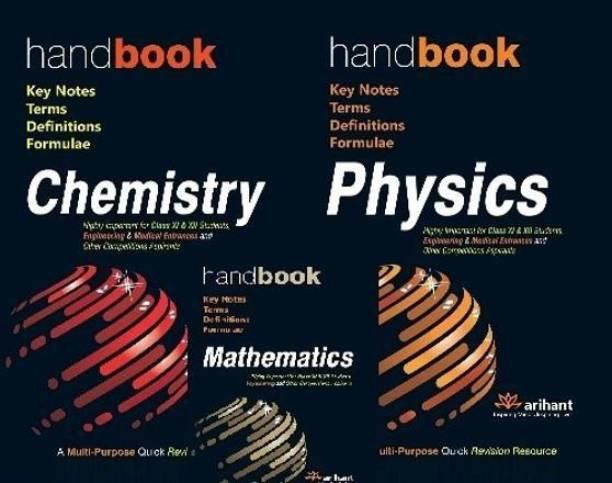 Handbook of Physics, Chemistry, Math