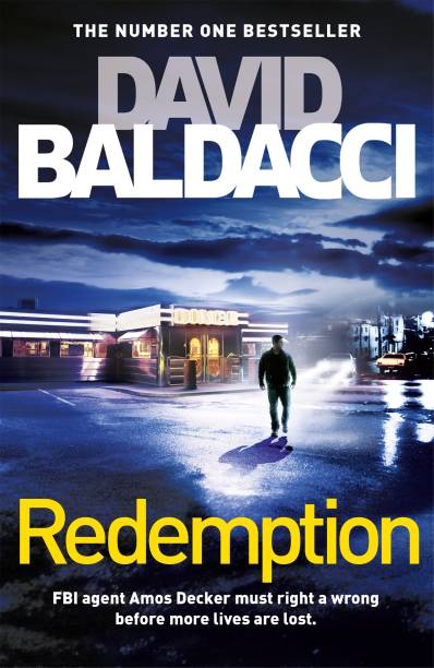 Redemption - FBI Agent Amos Decker Must Right a Wrong Before More Lives Are Lost.
