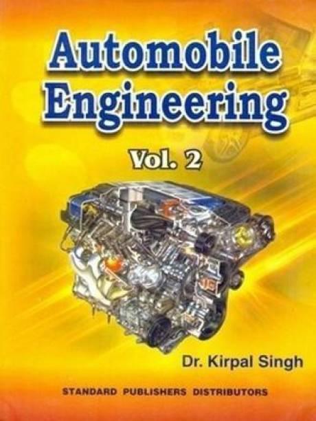 Automobile Engineering: Volume 2