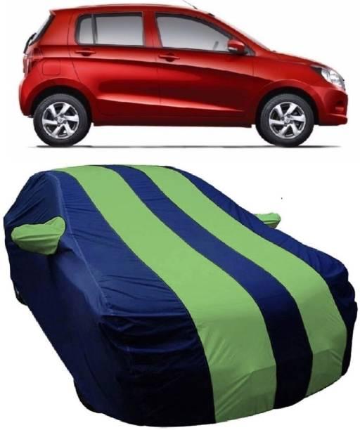 MoTRoX Car Cover For Maruti Suzuki Celerio (With Mirror Pockets)