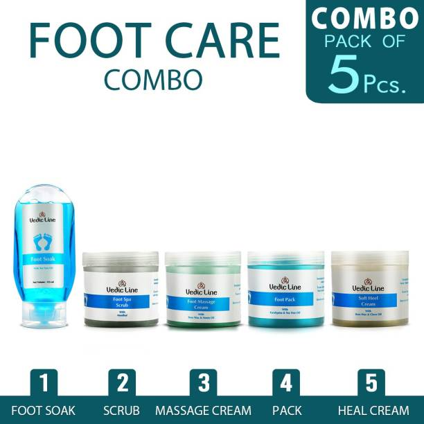 Vedic Line Foot Care Combo