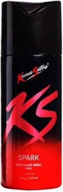 Kamasutra SPARK Body Spray  -  For Men & Women