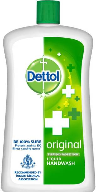DETTOL Original Liquid Hand Wash Bottle