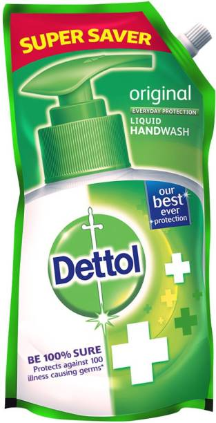 DETTOL Original Liquid Hand Wash Refill Pouch