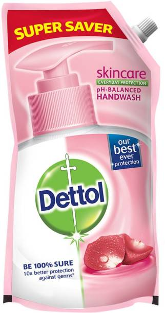 DETTOL Skincare Liquid Hand Wash Refill Hand Wash Pouch