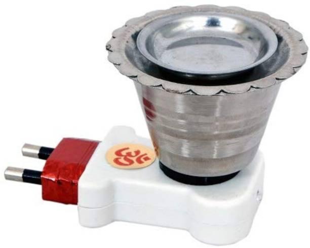 Vaastu Magic Kapoor Dani Machine/Kapoor Burner Steel Incense Holder