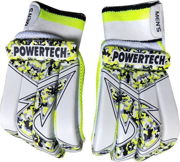 JetFire IBEX Arrow Batting Gloves (Men, Green) Batting Gloves