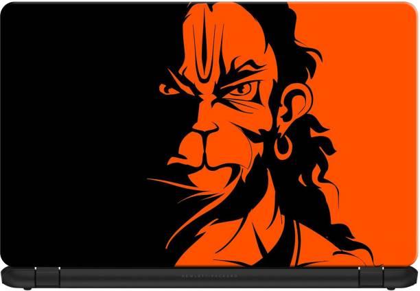doodad Hanuman Removable Vinyl Skin Laptop Decal 15.6