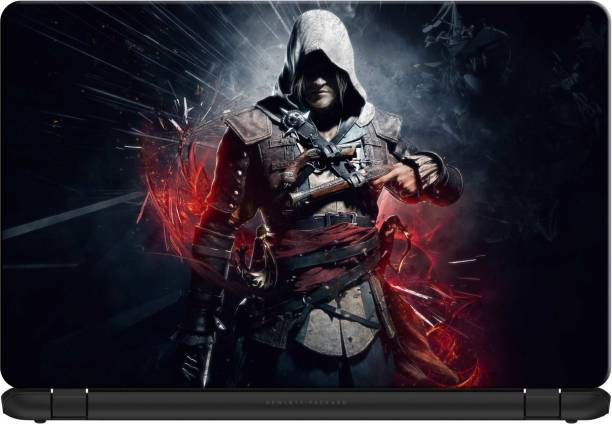 doodad Assasin's Creed Removable Vinyl Skin Laptop Decal 15.6