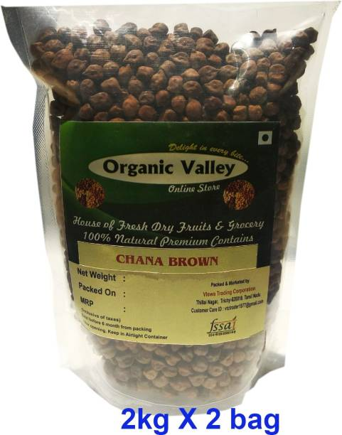 Organic Valley Brown Chana (Whole)