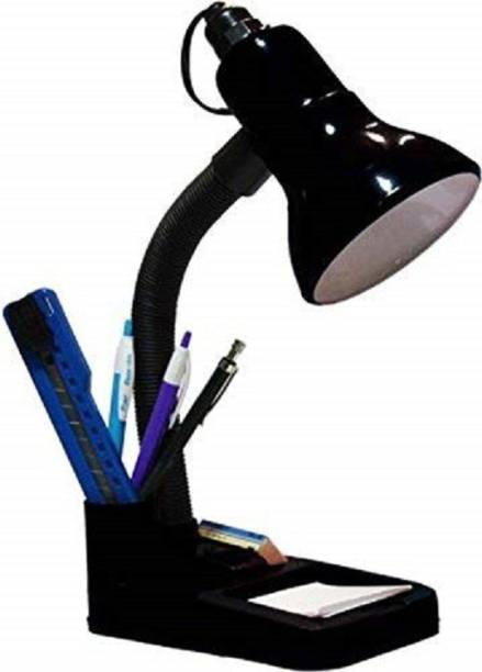 Unicraftt Black Reading & Study Table Lamp for School and College Girls and Boys Table Lamp
