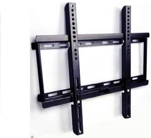 UNIBOX 26-55 inch Heavy TV Wall Mount for LCD/ LED/ Plasma (GERMAN CERTIFIED) Suitable for Sony LG Samsung Micromax Onida Panasonic Videocon Intex and More Specially For MI Tv Fixed TV Mount