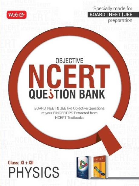Objective NCERT Question Bank for NEET - Physics