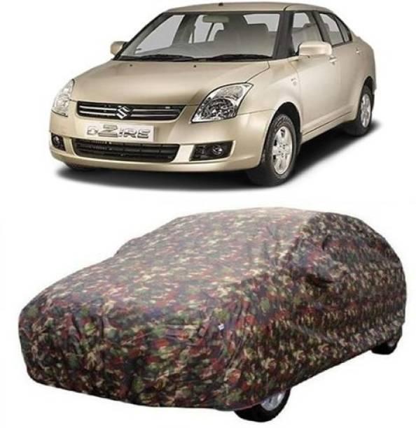 SnehaSales Car Cover For Maruti Suzuki Swift Dzire (With Mirror Pockets)