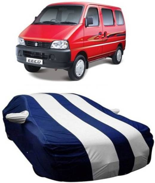 TheProtect Car Cover For Maruti Suzuki Eeco (With Mirror Pockets)