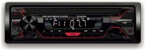 Dvis Car Stereo Single Din FX- A100U With USB , AUX Car Stereo