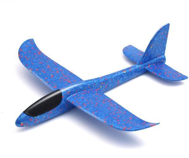 2Fonz Hand launch Toy Airplane/Aeroplane Throwing Foam Airplane Stunt Frisbie & Boomerang