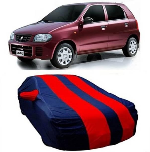 Premium Car Cover For Maruti Suzuki Alto (With Mirror Pockets)