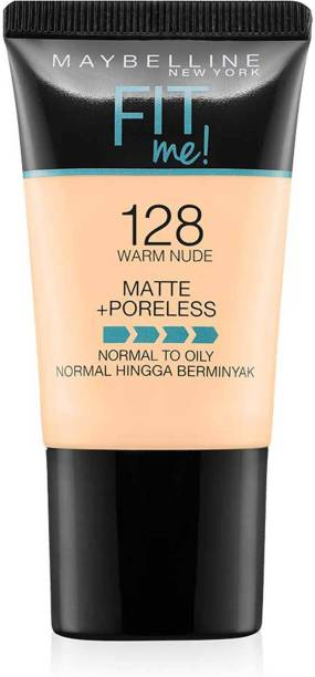 MAYBELLINE NEW YORK Fit Me Matte+Poreless Normal To Oily Foundation