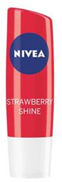 NIVEA STRAWBERRY SHINE Lip Balm STRAWBERRY