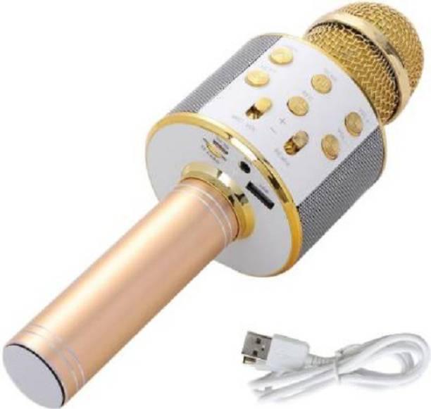 Quality Wireless microphone hifi speaker Bluetooth Mic