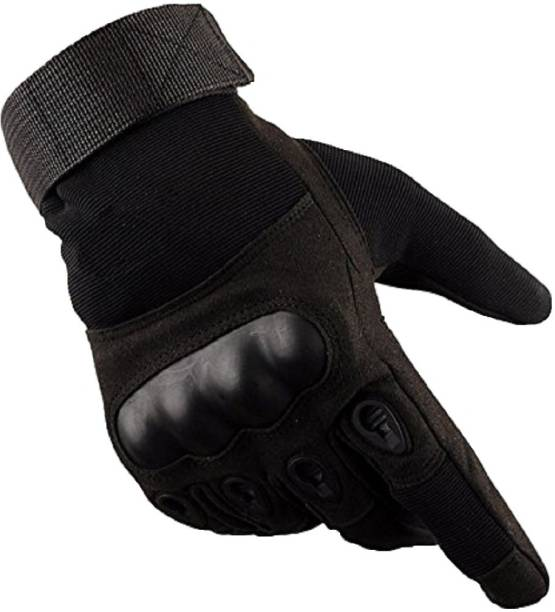 Adventure hut Tactical Military Hard Soft Knuckle Army Combat Riding Gloves