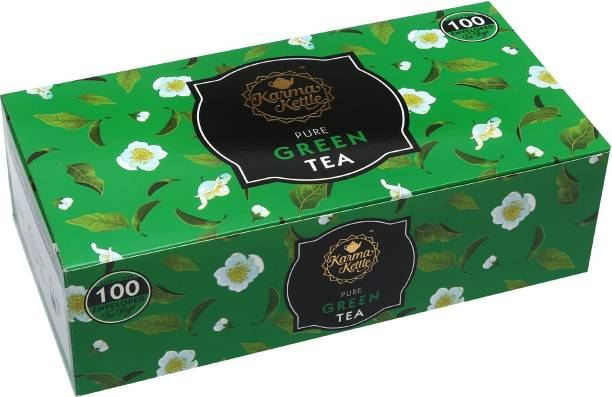 Karma Kettle Pure Green Tea Green Tea Bags Box