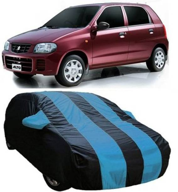 AAMANG Car Cover For Maruti Suzuki Alto (With Mirror Pockets)