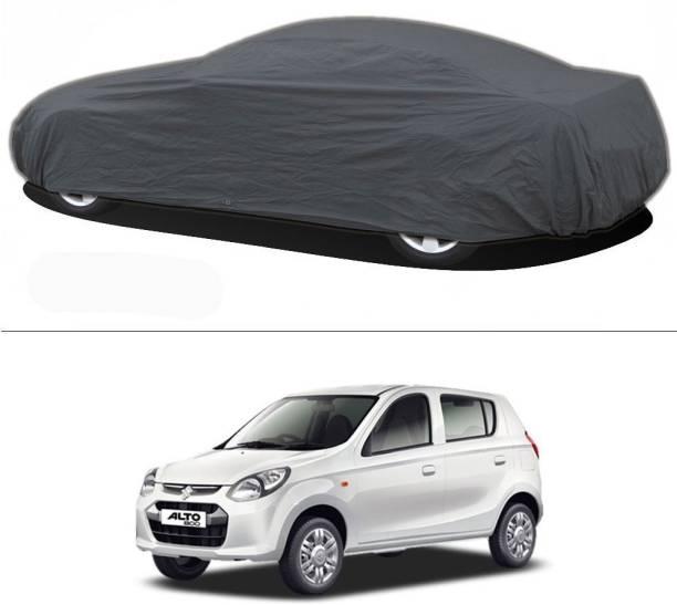 Millionaro Car Cover For Maruti Suzuki Alto 800 (Without Mirror Pockets)